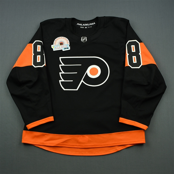 Robert Hagg - Philadelphia Flyers - 42nd Flyers Wives Carnival - Event-Worn Autographed Jersey