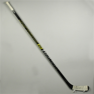 Dan Hamhuis - 2020 NHL Winter Classic - Game-Used Stick - Photo-Matched