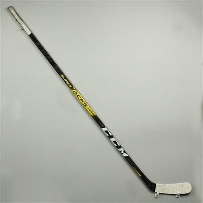 Nick Bonino - 2020 NHL Winter Classic - Game-Used Stick - Photo-Matched